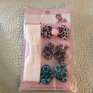 Other - Interchangeable headband and bow set
